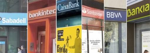 Spanish banks.