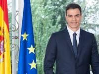 Pedro Sánchez, pte del Gobierno.
